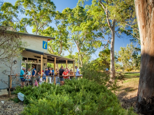 Clare Valley Wine Food and Tourism Centre